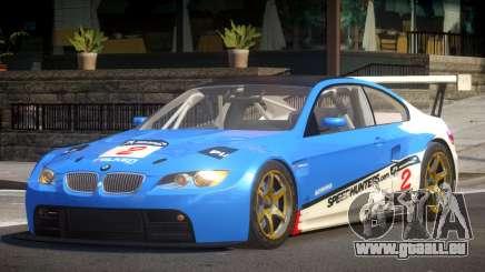2009 BMW M3 GT2 L2 für GTA 4
