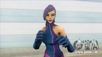 Psylocke pour GTA San Andreas