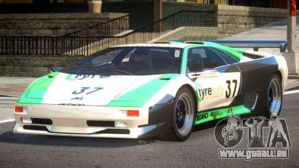 Lamborghini Diablo Super Veloce L5 für GTA 4