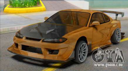 Nissan Silvia S15 DCL - Clean version für GTA San Andreas