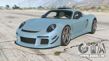 Ruf CTR3 pour GTA 5