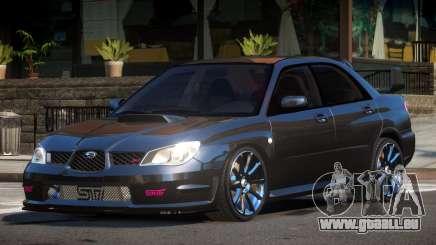 Subaru Impreza STI D-Tuned für GTA 4