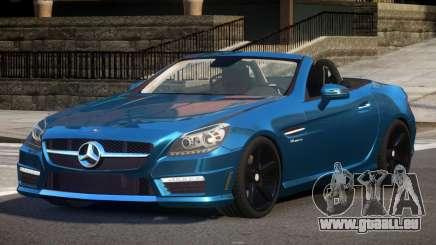Mercedes Benz SLK55 V1.3 pour GTA 4