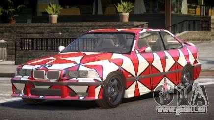1992 BMW M3 E36 L2 für GTA 4