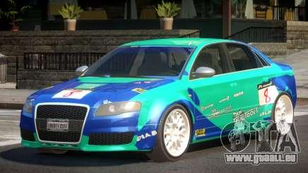 Audi RS4 B7 L6 pour GTA 4