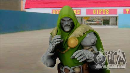 Dr Doom From Fortnite pour GTA San Andreas