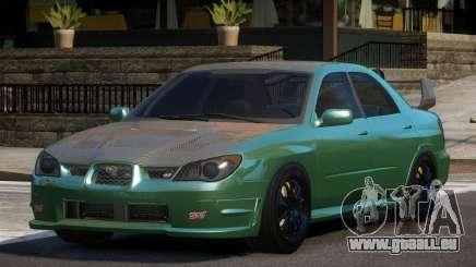 Subaru Impreza STI GS für GTA 4