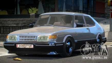 Saab 900 BS für GTA 4
