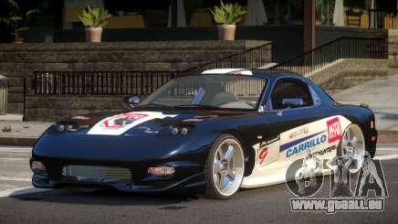 Mazda RX7 L-Tuned L6 für GTA 4