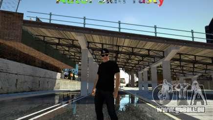 Cabines de peau Narco Cucho pour GTA San Andreas