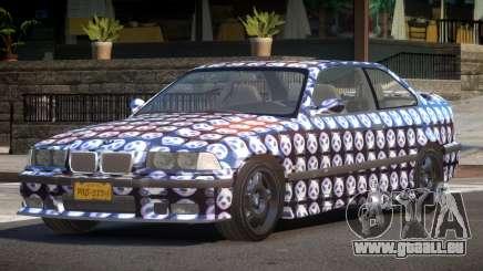 1992 BMW M3 E36 L5 für GTA 4