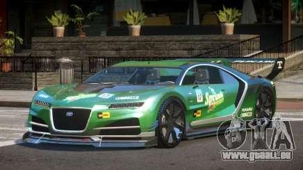 Truffade Nero Custom L7 pour GTA 4