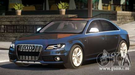 Audi S4 PSI V1.0 pour GTA 4