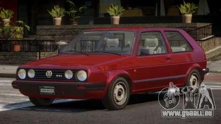 Volkswagen Golf Mk2 L-Tuned für GTA 4