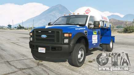 Ford F-550 2008 Gas Ideal De Mexico pour GTA 5