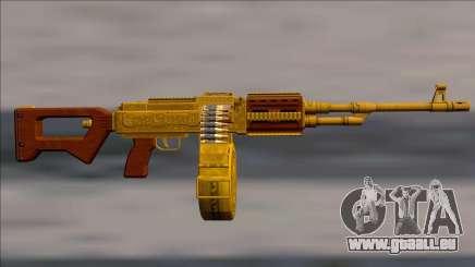 Shrewsbury MG Etched Metal Deafault clip pour GTA San Andreas