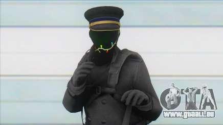 GTA Online Chikunia1337 pour GTA San Andreas