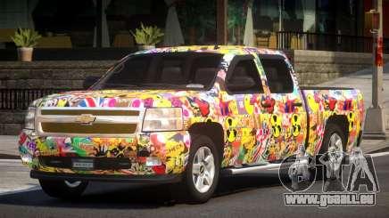 Chevrolet Silverado GST 1500 L1 für GTA 4