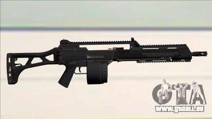 Holger-26 Machine Gun pour GTA San Andreas