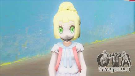 Pokemon Sun and Moon Lillie Z Powered Form pour GTA San Andreas