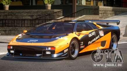 Lamborghini Diablo Super Veloce L9 für GTA 4