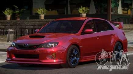 Subaru Impreza D-Tuned pour GTA 4