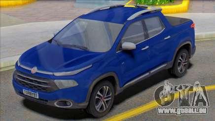 Fiat Toro Volcano 2018 für GTA San Andreas