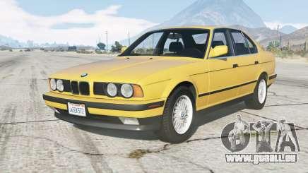 BMW 535i (E34) 1987 pour GTA 5