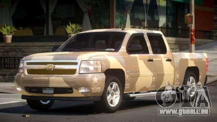 Chevrolet Silverado GST 1500 L2 für GTA 4