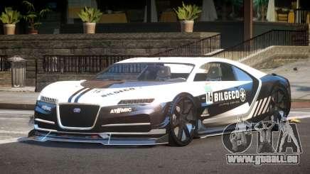 Truffade Nero Custom L4 pour GTA 4