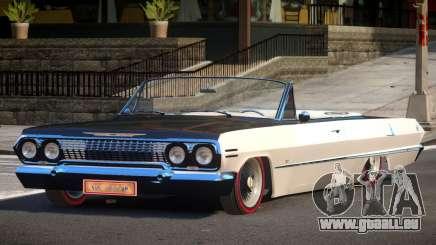 Chevrolet Impala SR für GTA 4