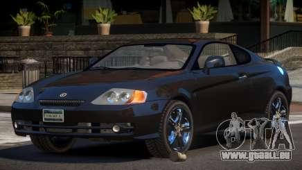 Hyundai Tuscani GT für GTA 4