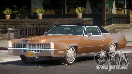 1969 Cadillac Eldorado für GTA 4