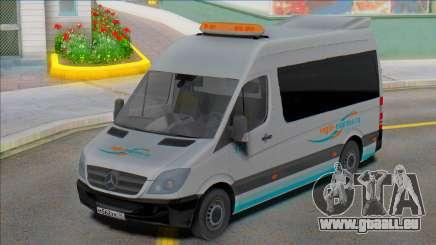 Mercedes-Benz Sprinter 311CDI Regio Express pour GTA San Andreas