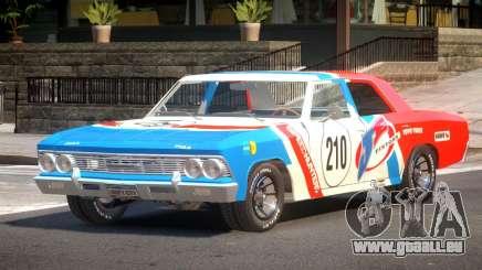 1964 Chevrolet Chevelle L6 für GTA 4