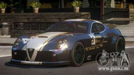 2007 Alfa Romeo 8C L5 für GTA 4