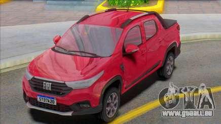 Fiat Strada Volcano 2020 für GTA San Andreas