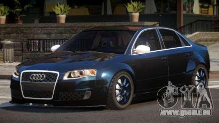 Audi RS4 Str pour GTA 4