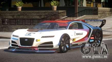 Truffade Nero Custom L3 pour GTA 4