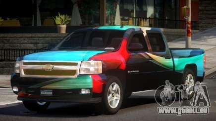 Chevrolet Silverado GST 1500 L5 für GTA 4