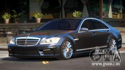 Mercedes-Benz W221 SN pour GTA 4
