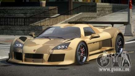 Gumpert Apollo Drift L3 für GTA 4