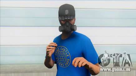 Skin GTA V Online V2 pour GTA San Andreas