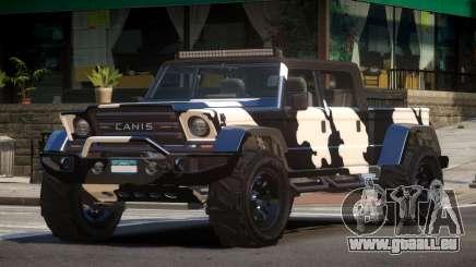 Canis Kamacho L2 pour GTA 4