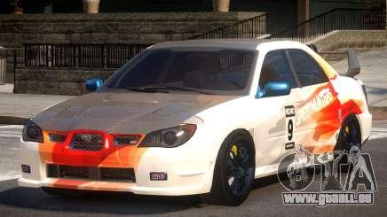 Subaru Impreza STI GS L10 für GTA 4