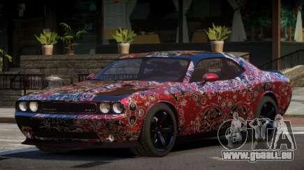 Dodge Challenger Drift L7 pour GTA 4