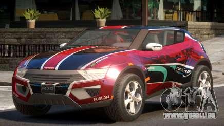 Lagoon Car from Trackmania 2 PJ9 pour GTA 4