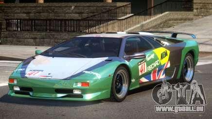 Lamborghini Diablo Super Veloce L2 für GTA 4