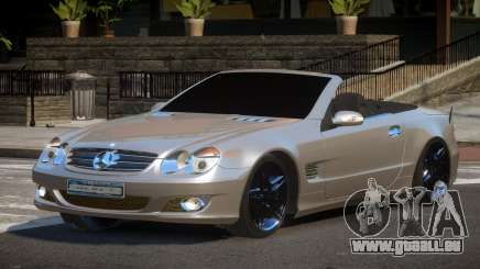 Mercedes-Benz SL500 SR für GTA 4