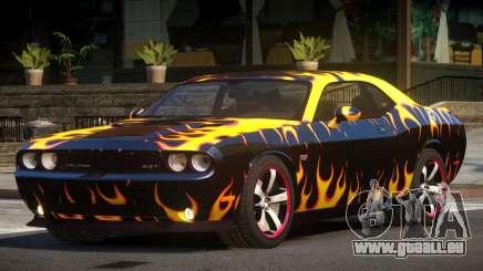 Dodge Challenger Drift L5 pour GTA 4